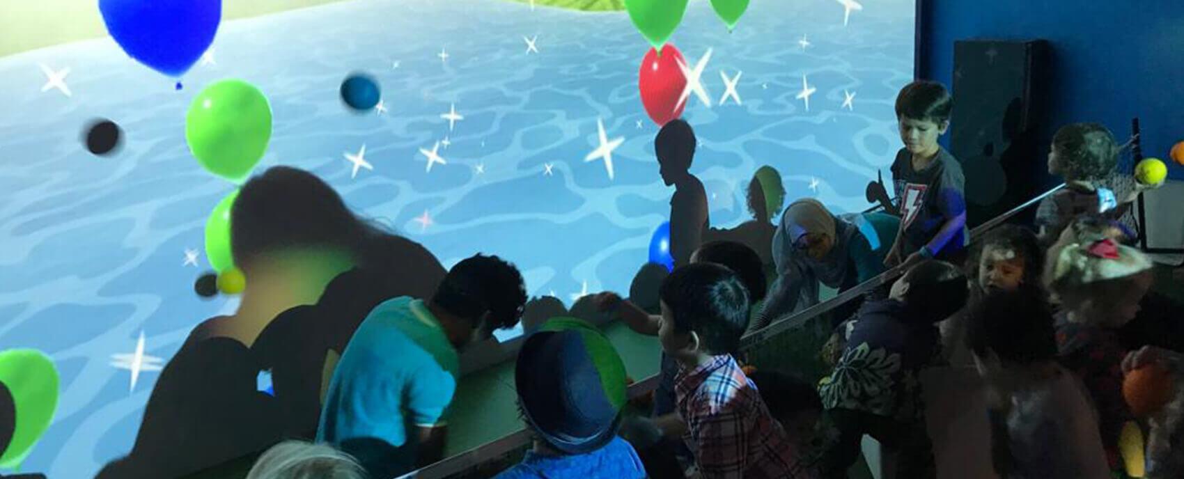 Ball Fountain 01