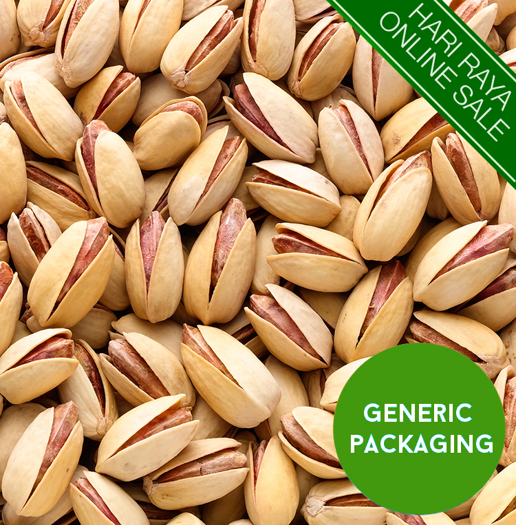 Natural Baked Pistachios