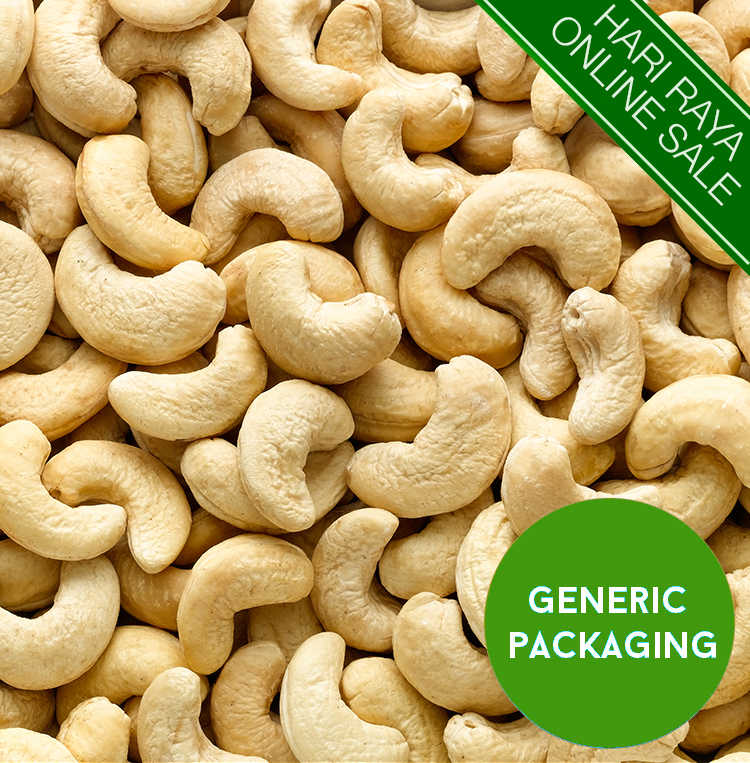 Natural Baked Cashews