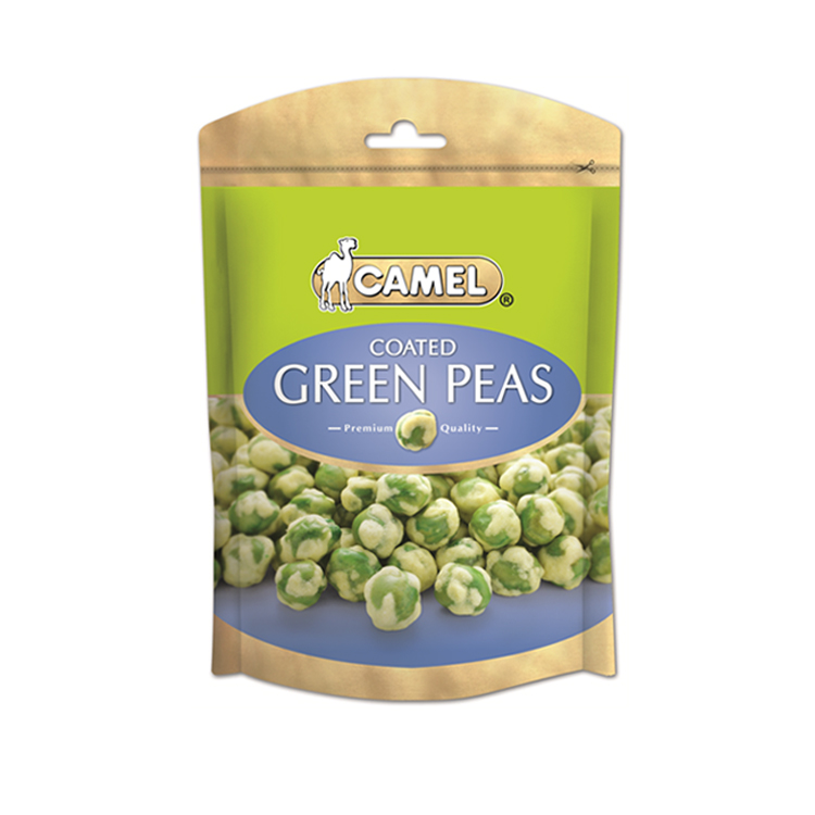Coated Green Peas