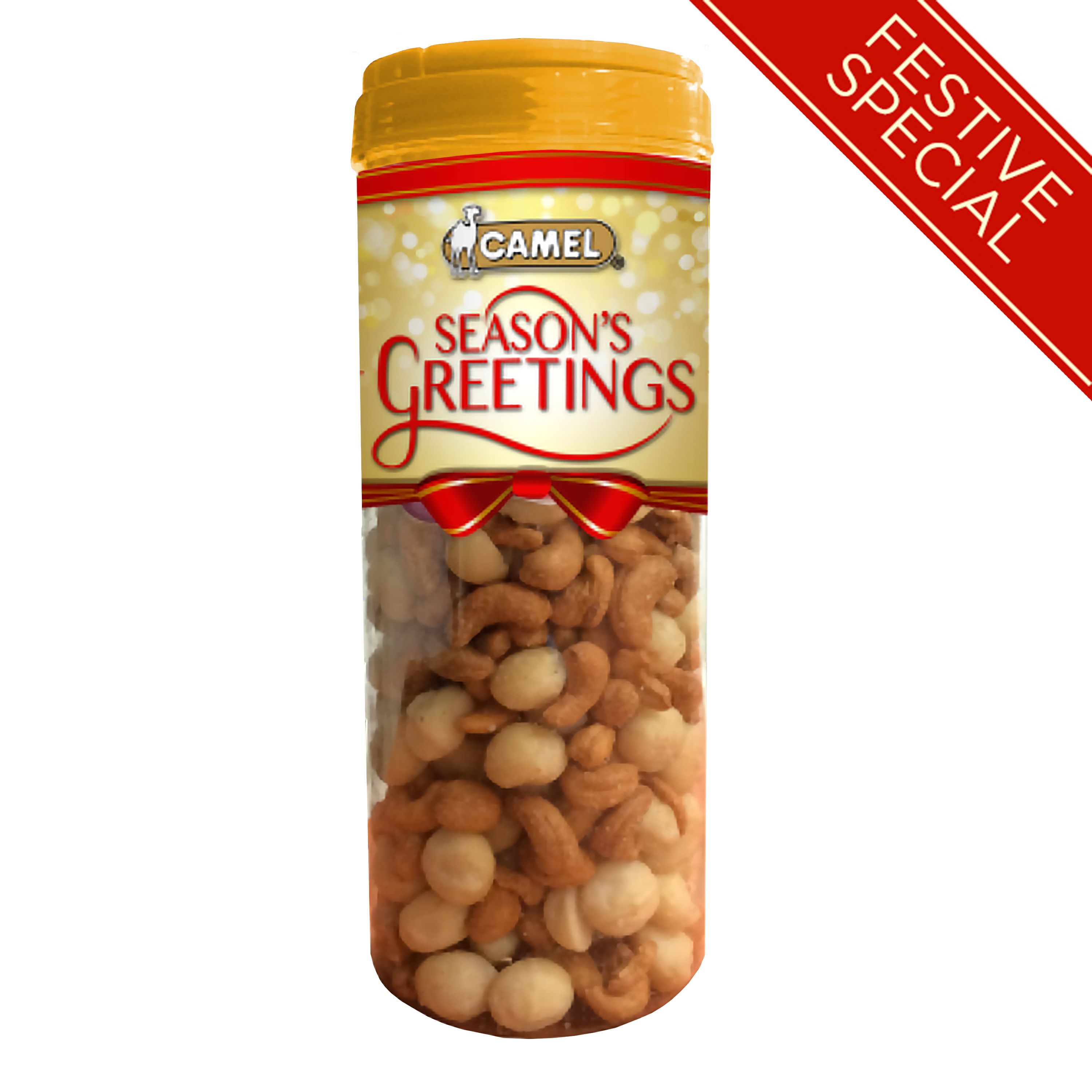 Macadamias with Cashews Mix