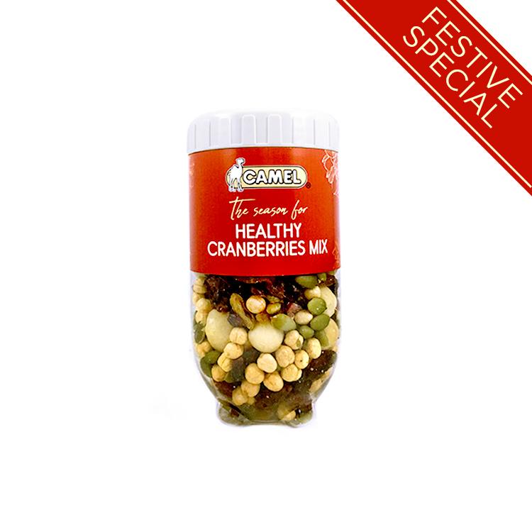 Healthy Cranberries Mix