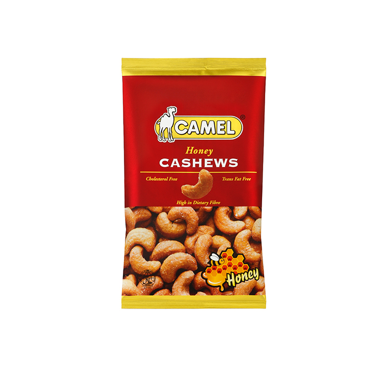 Honey Cashews