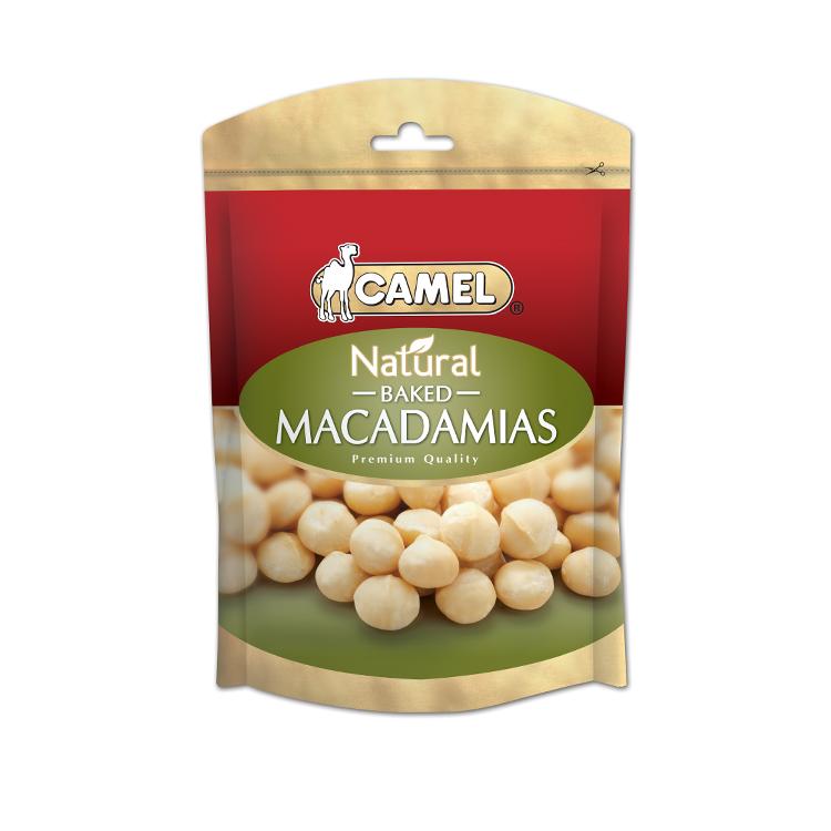 Natural Baked Macadamias