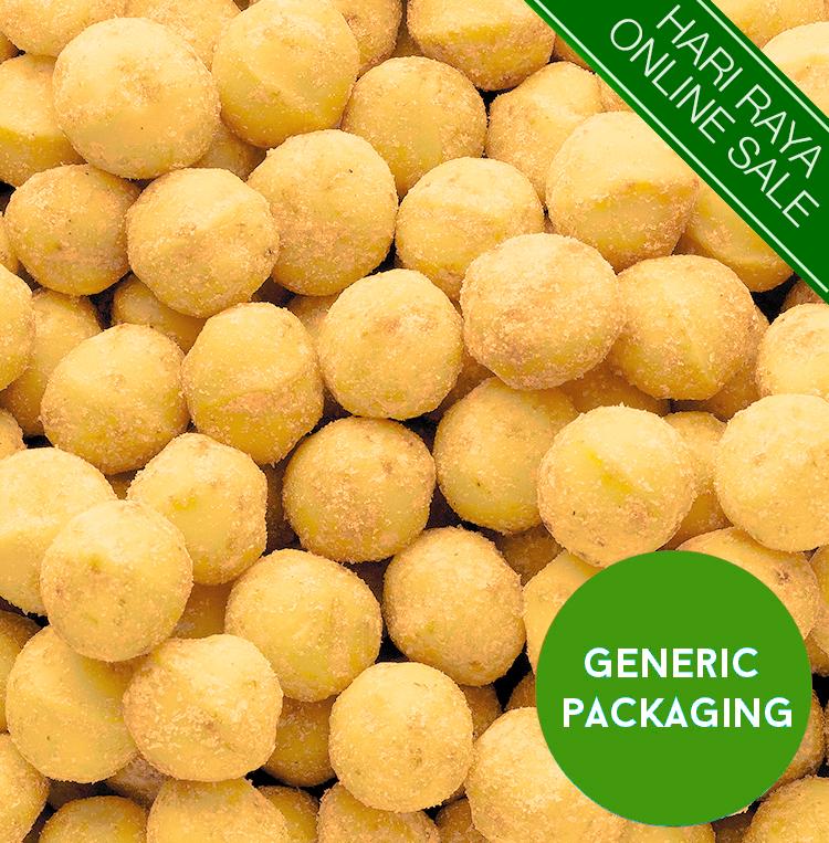 Garlic Macadamias