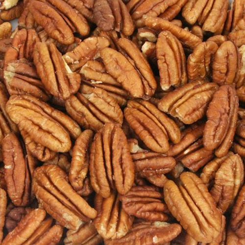 Natural Baked Pecans