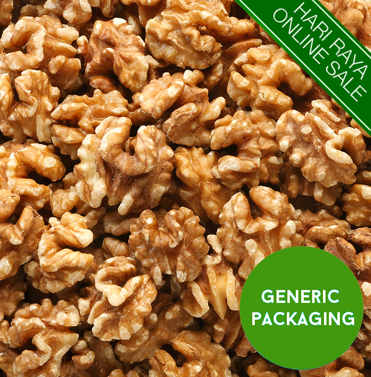 Natural Baked Walnuts