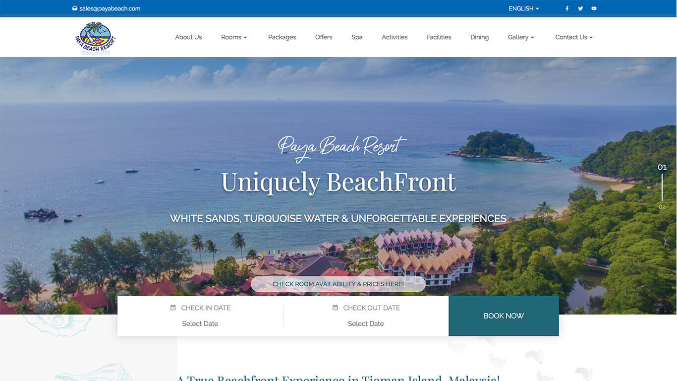 PayaBeach Resort