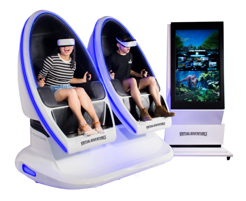 VR Game Machine