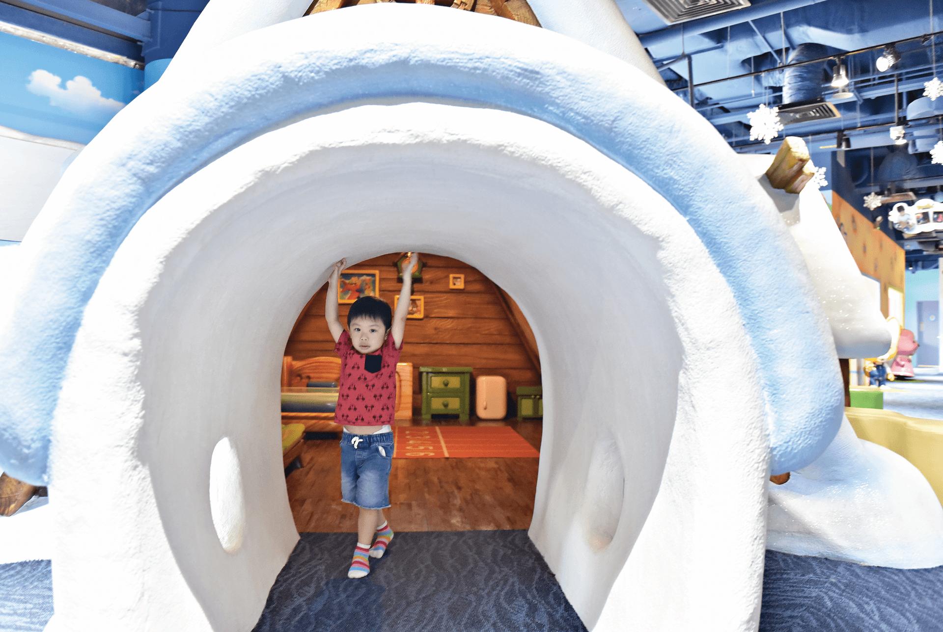 Pororo's House for Kids at Pororo Park Singapore