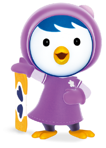 Meet Petty at Pororo Park Singapore