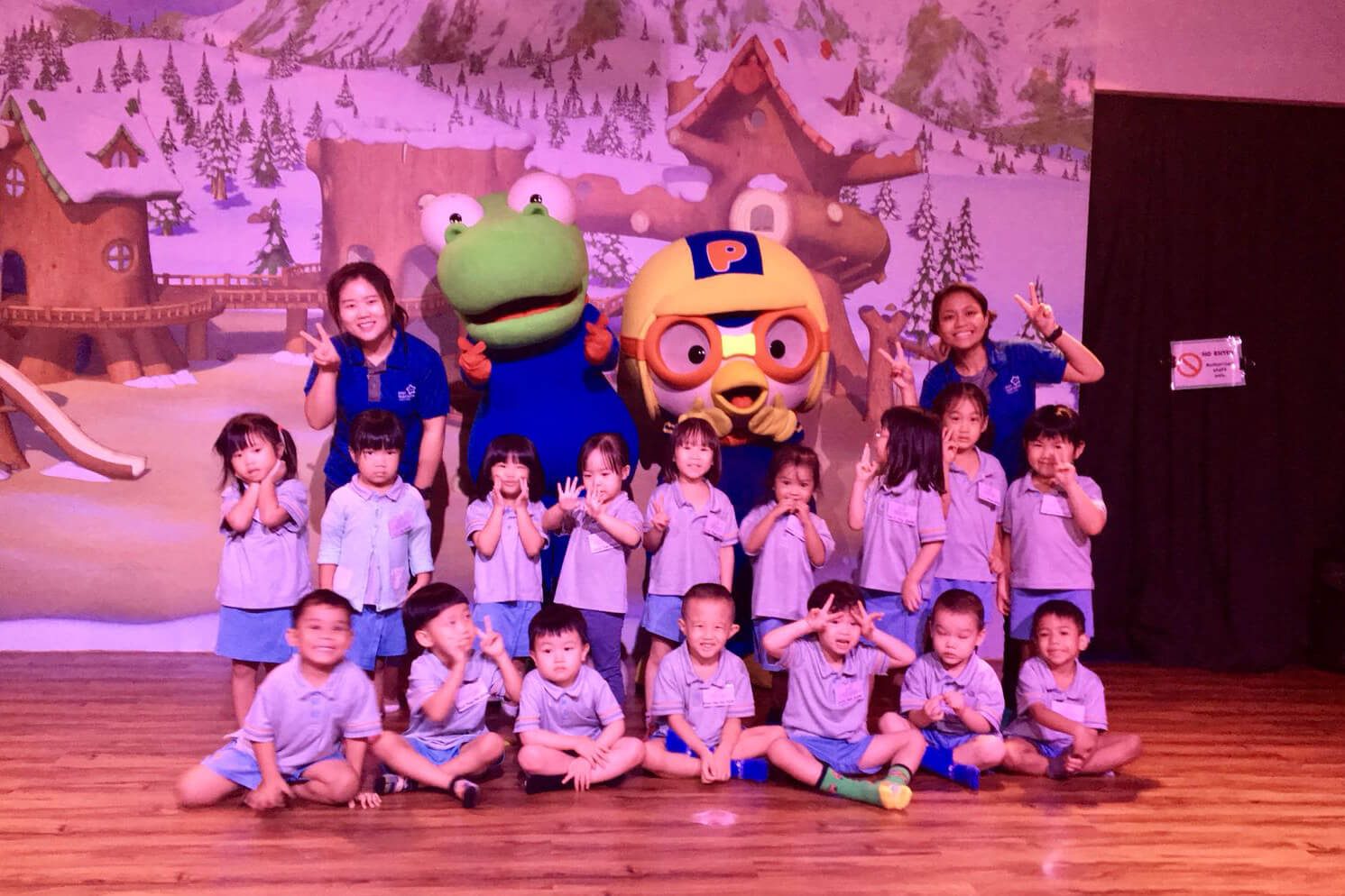 School Trips with Pororo and Friends