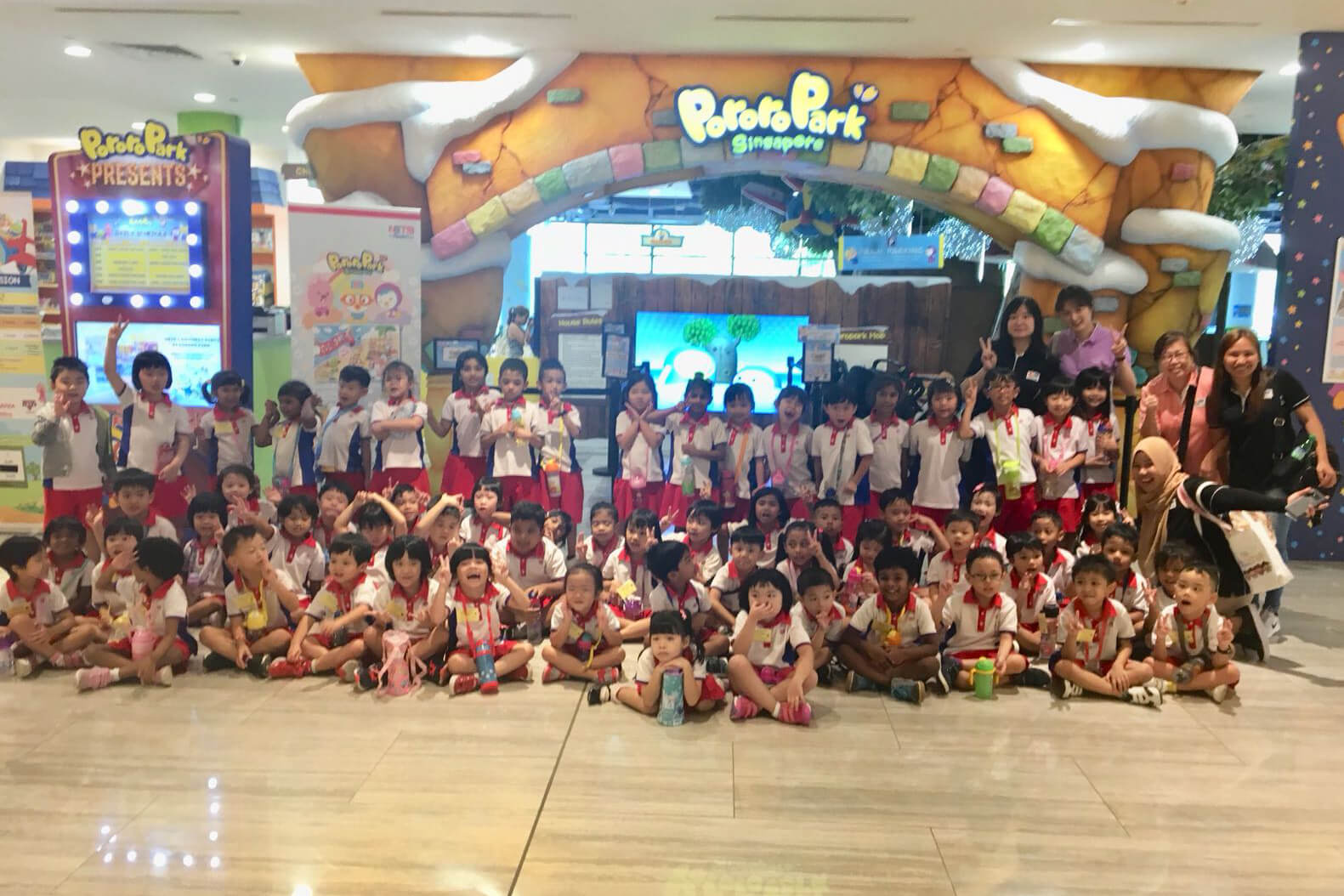 School Trips at Pororo Park Singapore