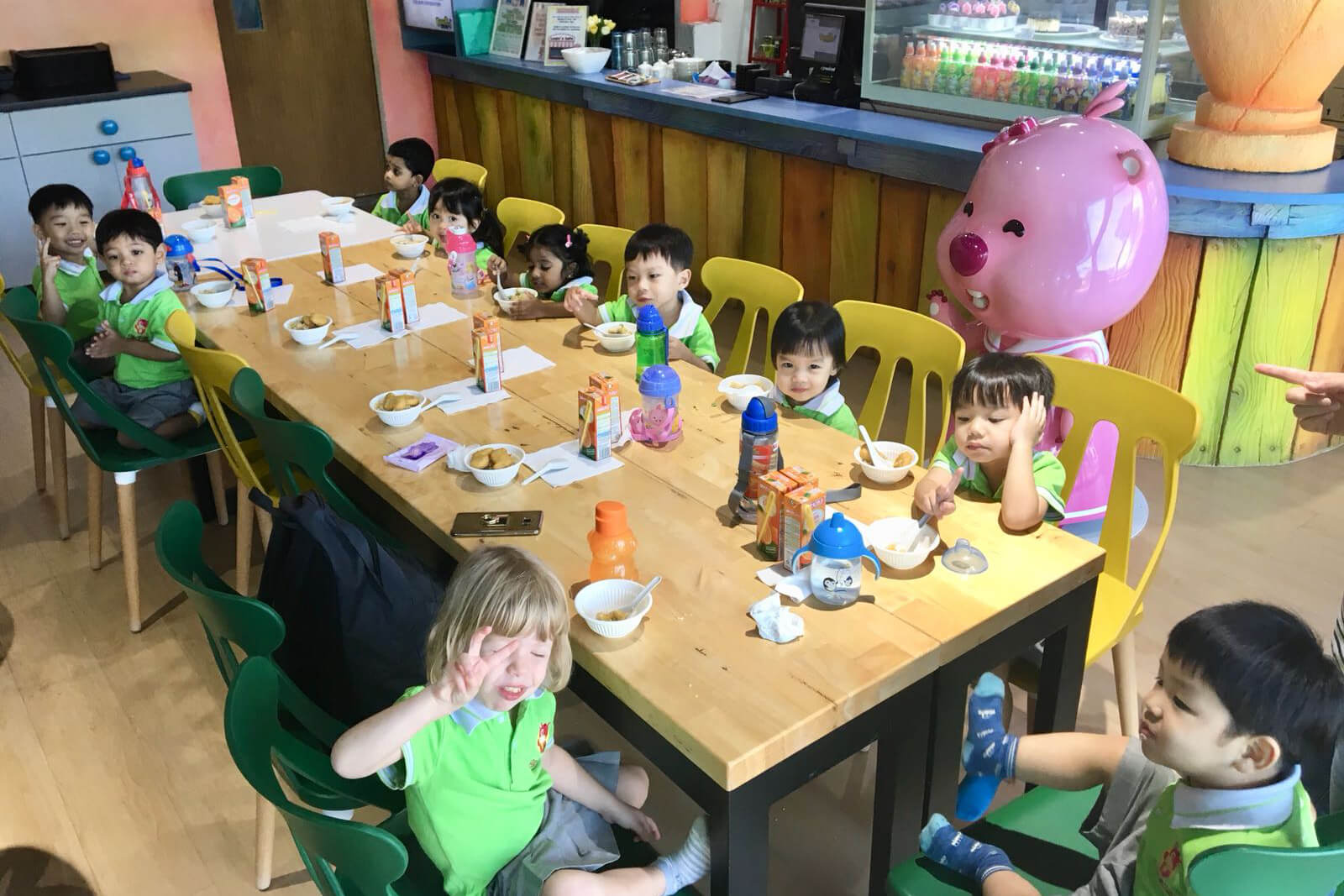 Custom-tailored Excursion Classes at Pororo Park Singapore