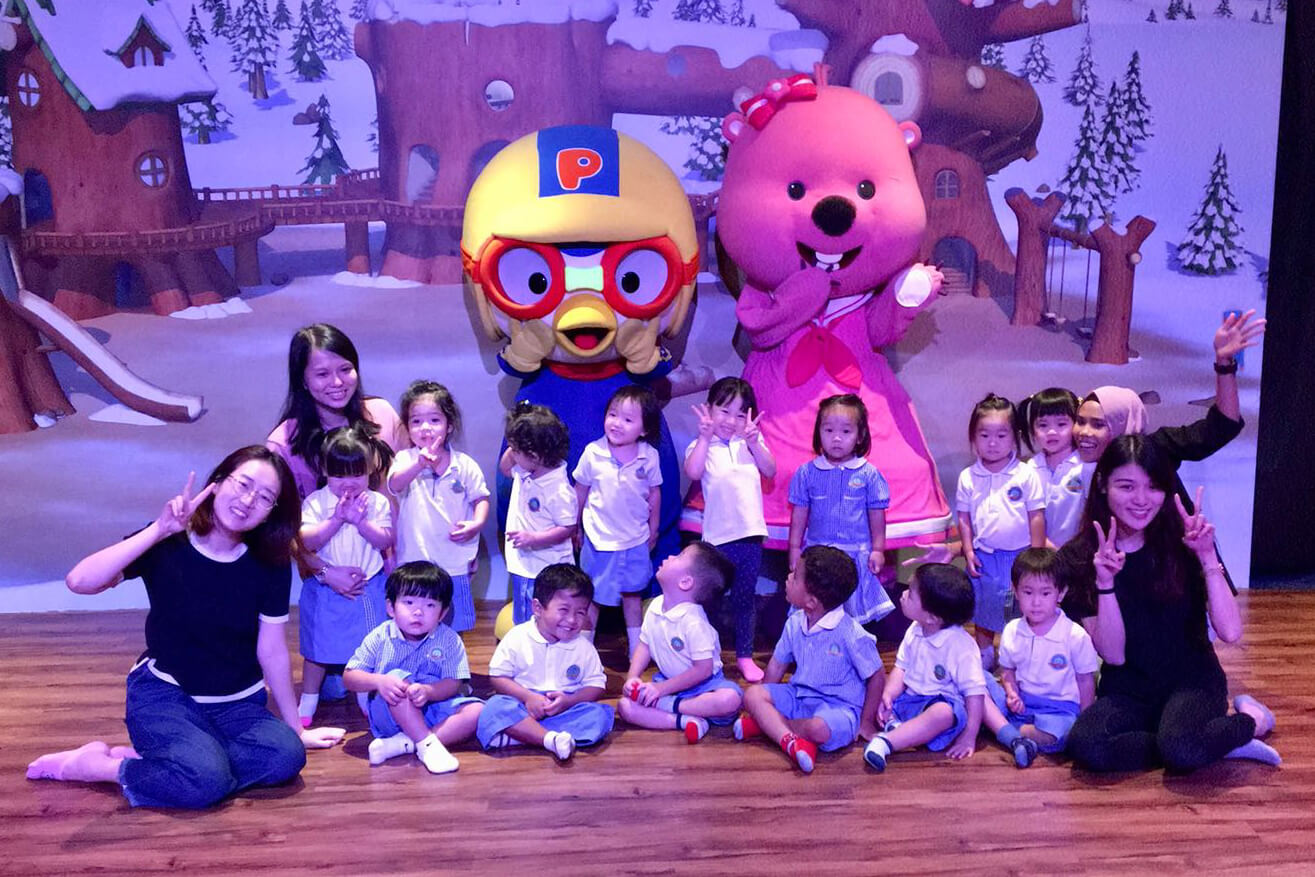 Excursion Highlights at Pororo Park Singapore