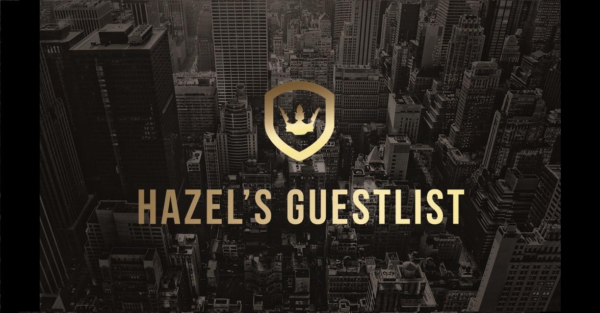 Hazel's Guestlist