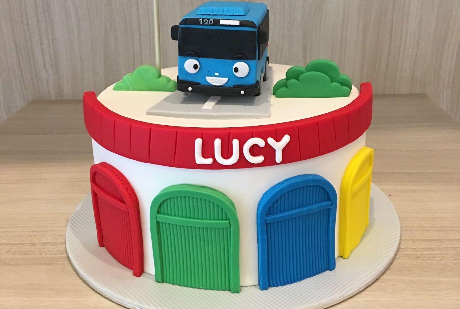 Cake | Tayo Station